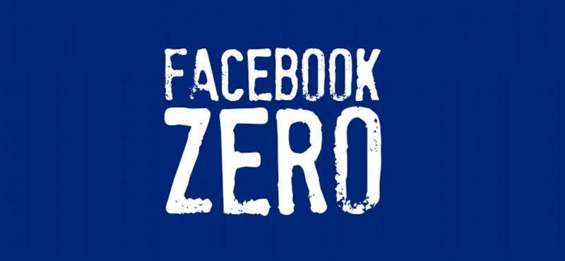 Úristen bekeményített a Facebook, mi lesz velünk? :)